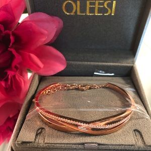 Beautiful rose gold Bracelet